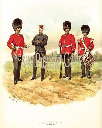 Royal Inniskilling Fusiliers (27th & 108th)