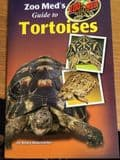 Zoo Med's Guide to Tortoises 16 page booklet / book FREE POST