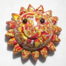 'You Are My Sunshine' Fridge Magnet, [ yellow/red multi ]