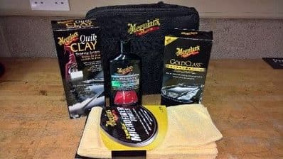 Meguiars Restoration Kit