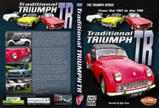 The Triumph Series - Traditional Triumph TR DVD (Double Disc)