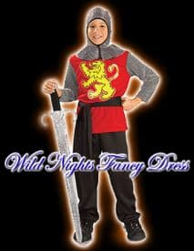 Boys Medieval Lord Costume