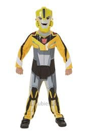 Boys Transformers Bumble Bee Classic Costume