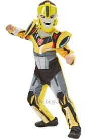 Boys Transformers Bumble Bee Deluxe Costume