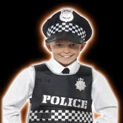 Cops & Robbers Child