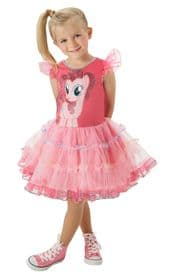 Girls Deluxe My Little Pony Pinkie Pie Costume Small Age 3-4