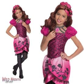Girls Ever After High Briar Beauty Costume