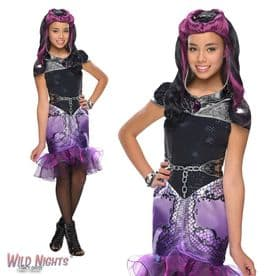 Girls Ever After High Raven Queen Costume