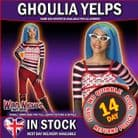 Girls Monster High Ghoulia Yelps Costume