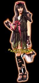 Halloween Ladies Unhappily Ever After Jill Costume