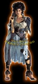 Halloween Ladies Unhappily Ever After Little Priss Muffet Costume