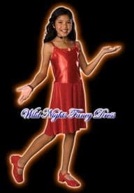 HIGH SCHOOL MUSICAL~ DELUXE RED GABRIELLA SMALL AGE 3-5