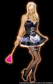 Ladies Fever French Maid Costume