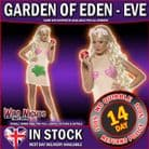 Ladies Naked Eve Costume