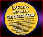 SNAZAROO 50 FACE PAINT 18ML POT BRIGHT YELLOW