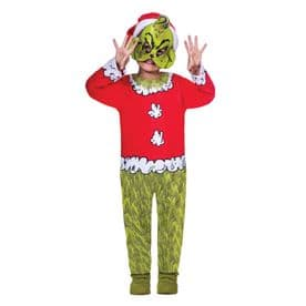The Grinch Child Fancy dress Costume