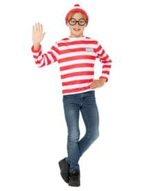 Where's Wally? Instant Kit Costume
